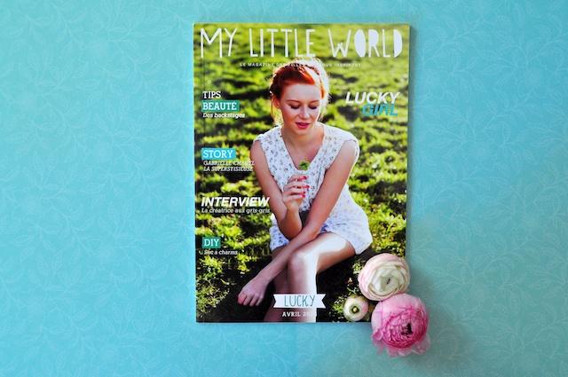 MYLITTLEBOX Avril 2014