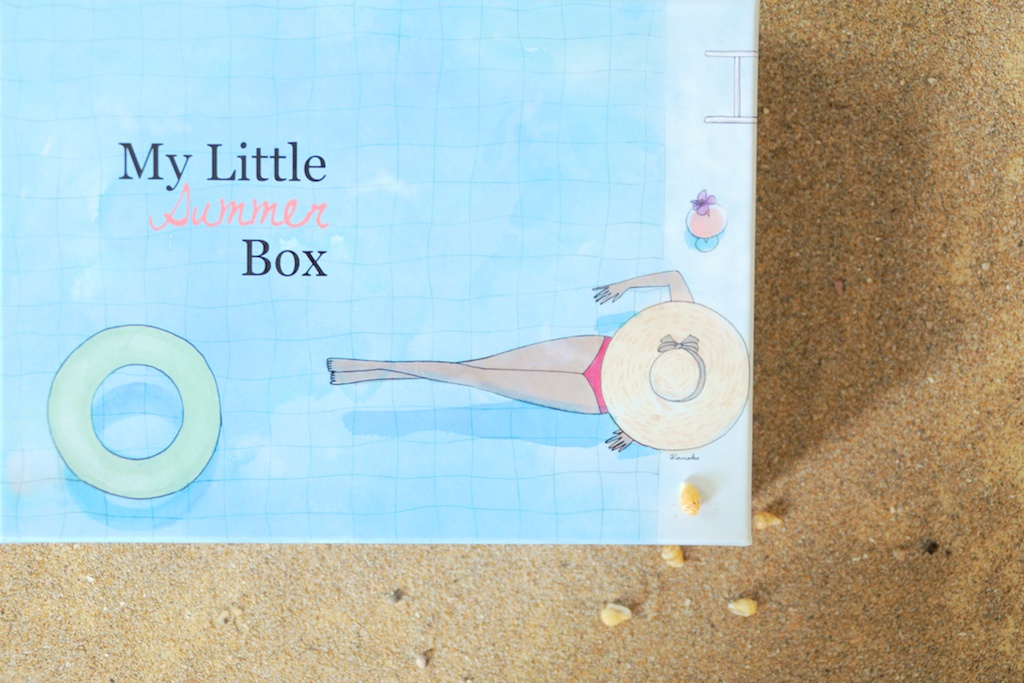 My Little Box Juillet 2014
