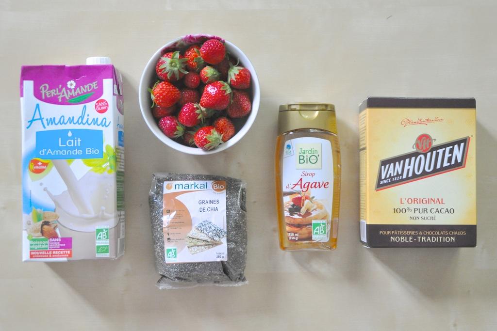 Pudding Chia Fraises (1)
