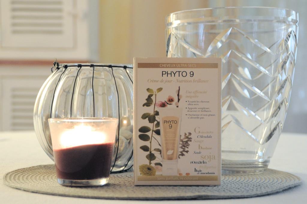 Crème de jour pour cheveux Phyto 9
