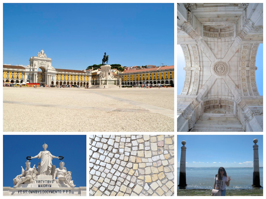 Portugal - Lisbonne - Baixa
