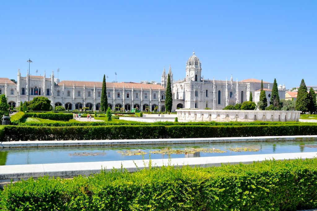 Portugal - Lisbonne - Monastère des Hiéronymites