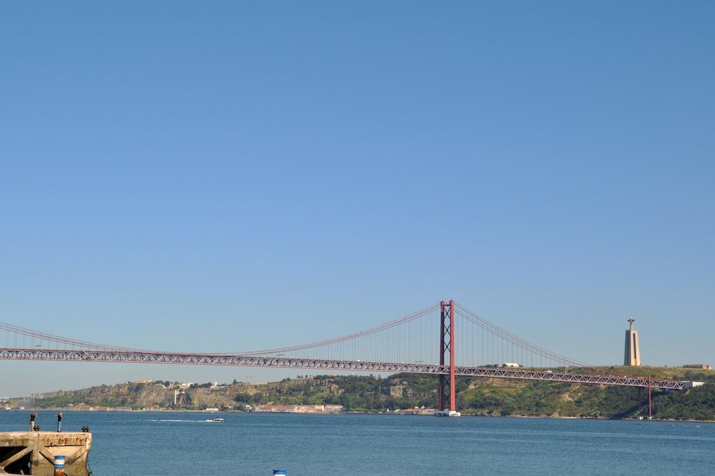 Portugal - Lisbonne - Pont 25 avril