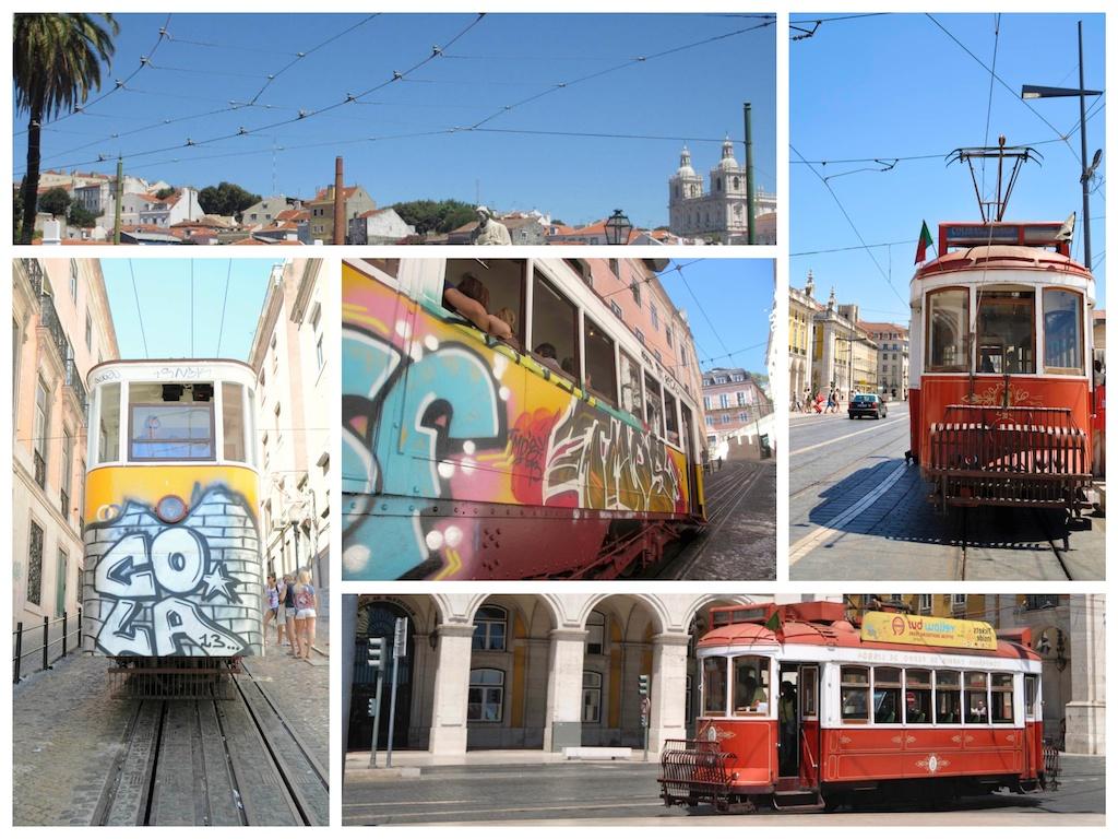 Portugal - Lisbonne - Tramway