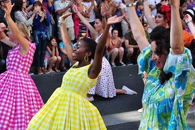 Biennale de La Danse Lyon 2014, au coeur du défilé!