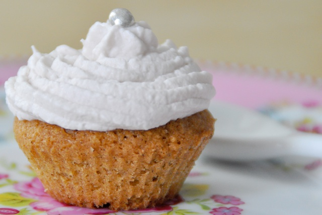 Cupcakes Amandes