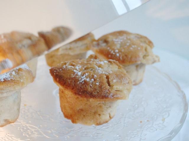 Muffins Poire Coco
