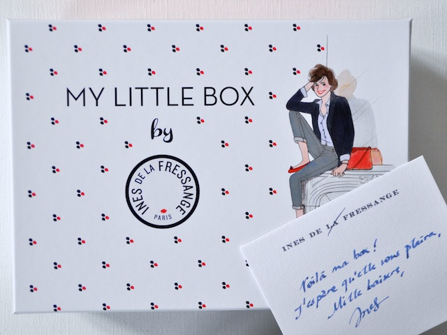 My Little Box Février 2015