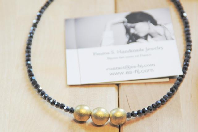 Emma S. Handmade Jewelry Etsy Lyon