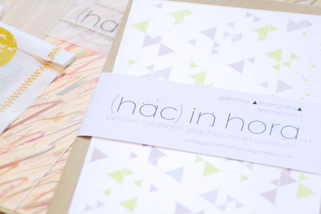 Hac in Hora - Pop Up Store Etsy Lyon