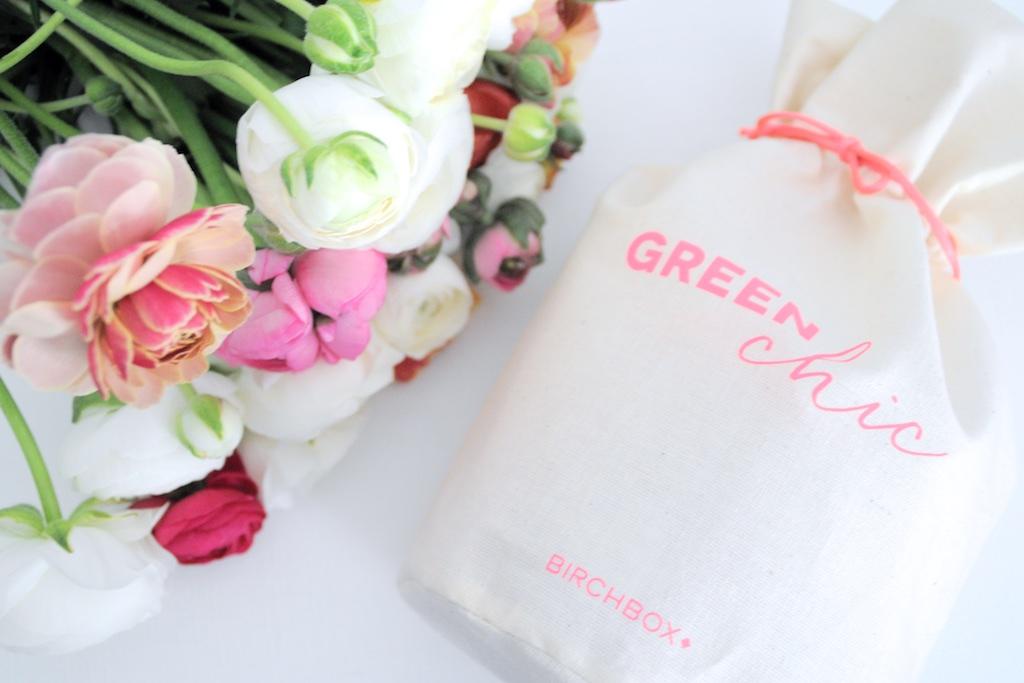 Birchbox Green Chic
