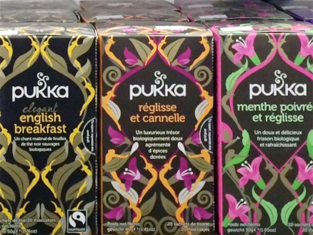 Pukka Infusion