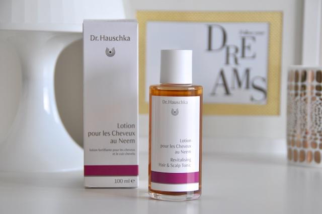 DR. Hauschka - Lotion pour les cheveux au Neem