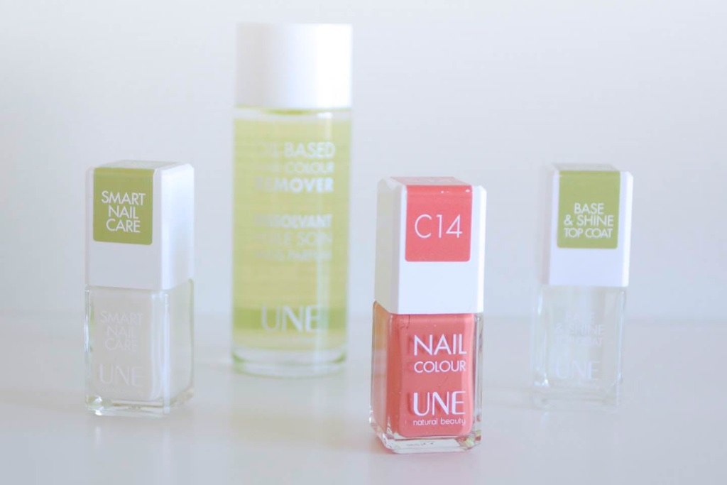 soin des ongles UNE Natural Beauty