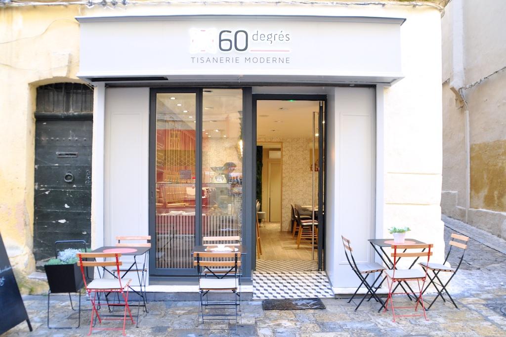 60 degrés Aix en Provence - MangeBrilleAime