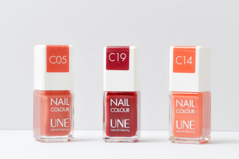 Vernis UNE Nail Colour au banc d'essai