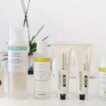 Routine de soin bio pour peau mixte à imperfections