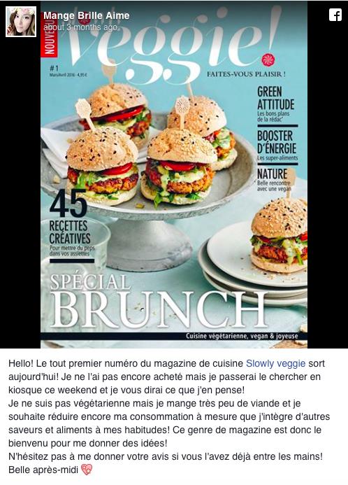 Abonnement magazine cuisine sympa for Abonnement cuisine actuelle