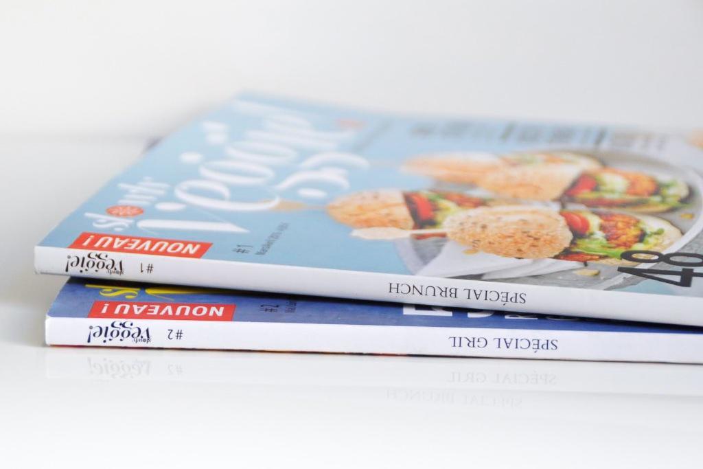 Slowly Veggie, le magazine de la cuisine végétarienne, vegan et joyeuse!