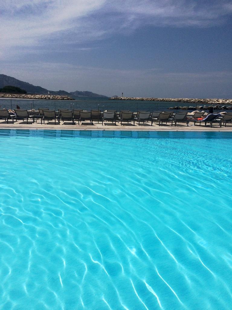 Hôtel Pullman Palm Beach Marseille - Mange Brille Aime