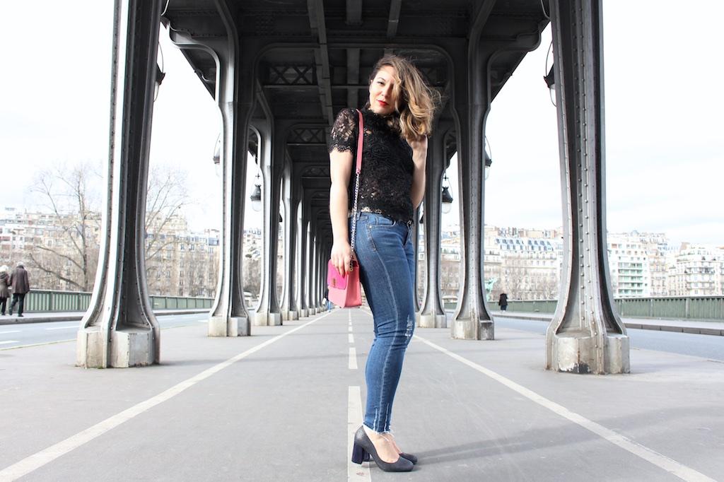 Look 14: Une Lyonnaise à Paris
