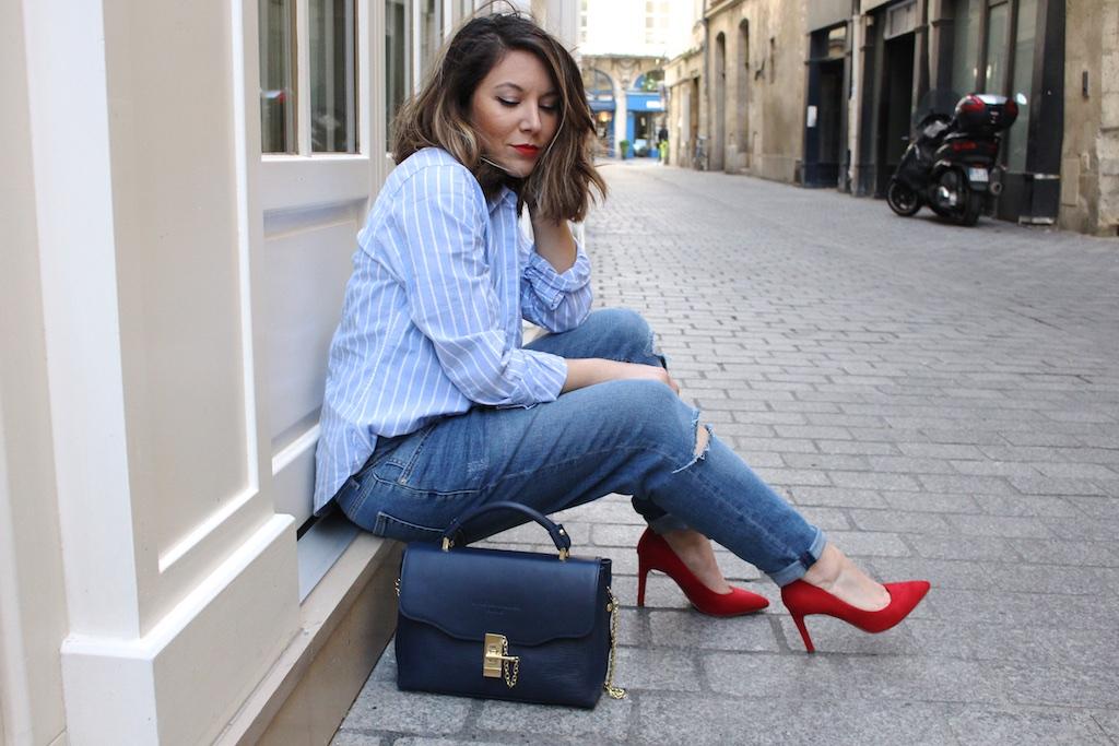 Look 17: Put on the red shoes (et pourquoi je ne me pose jamais)