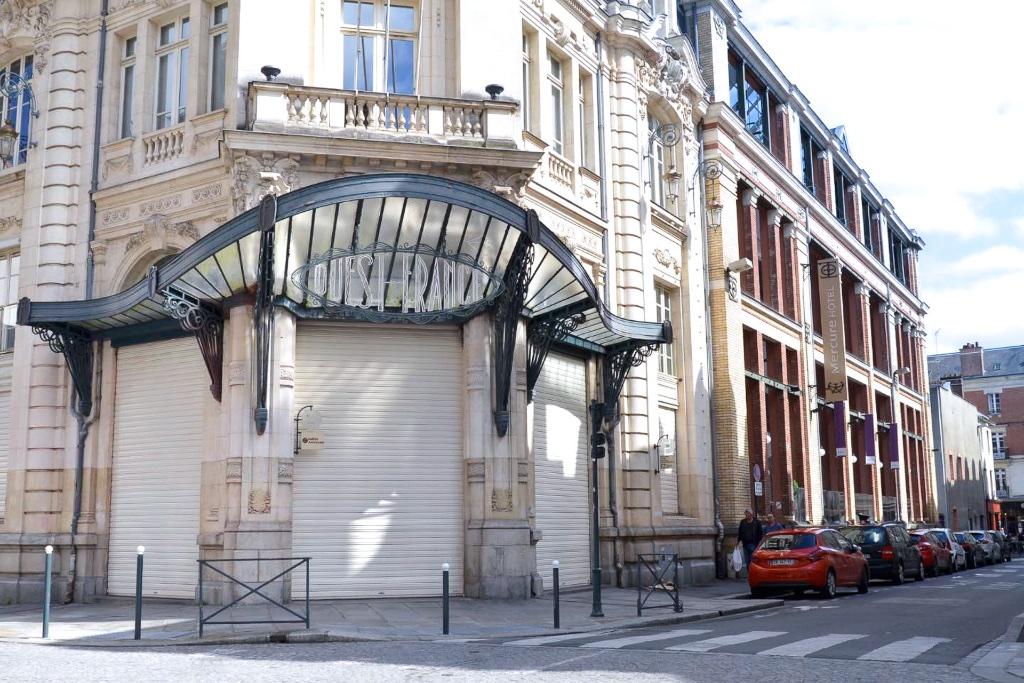 Hôtel Mercure Rennes Centre Parlement
