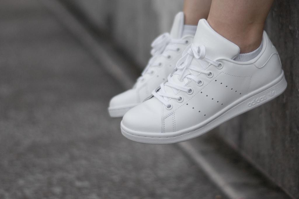 Stan Smith Originals Adidas Blanches