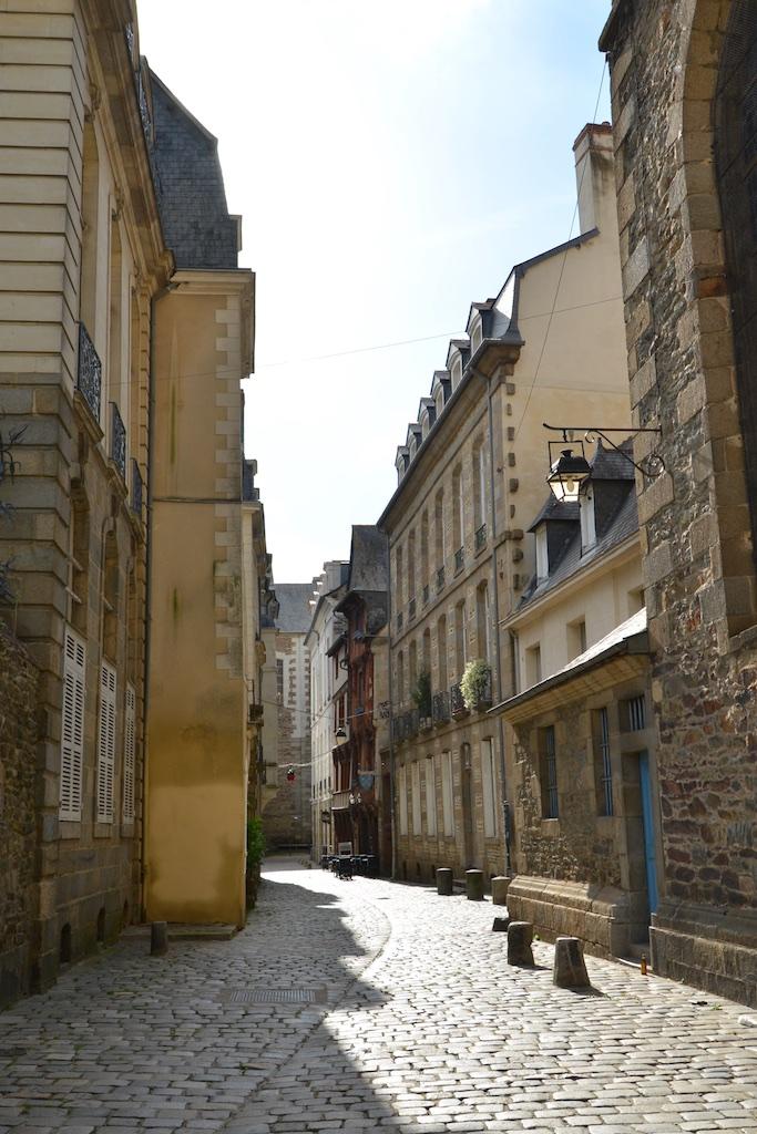 Rennes Centre Historique
