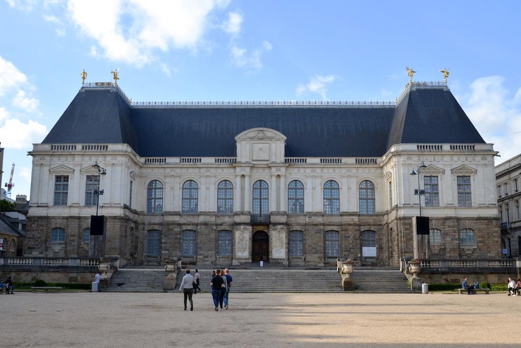 Parlement de Bretagne Rennes