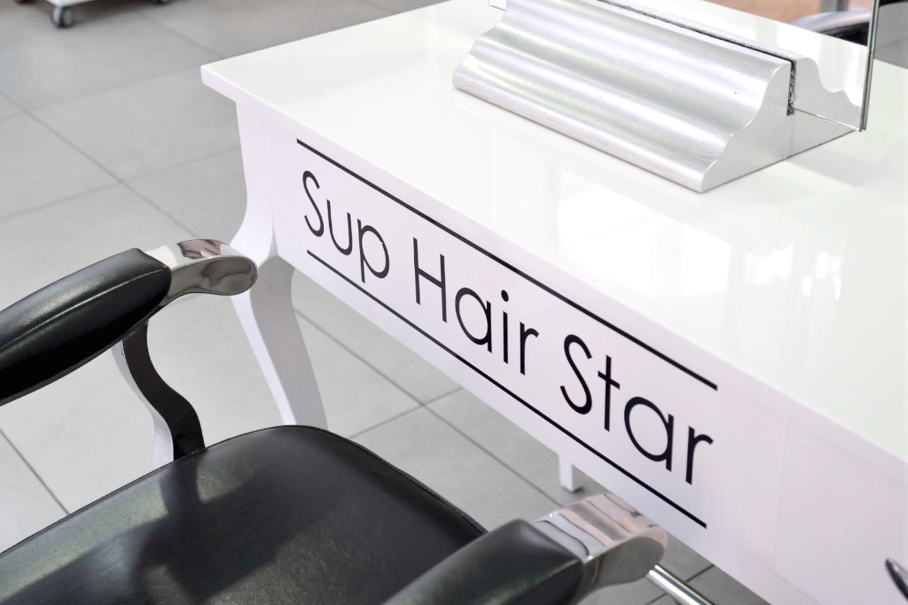 Sup Hair Star Lyon avec Meet Your Beauty