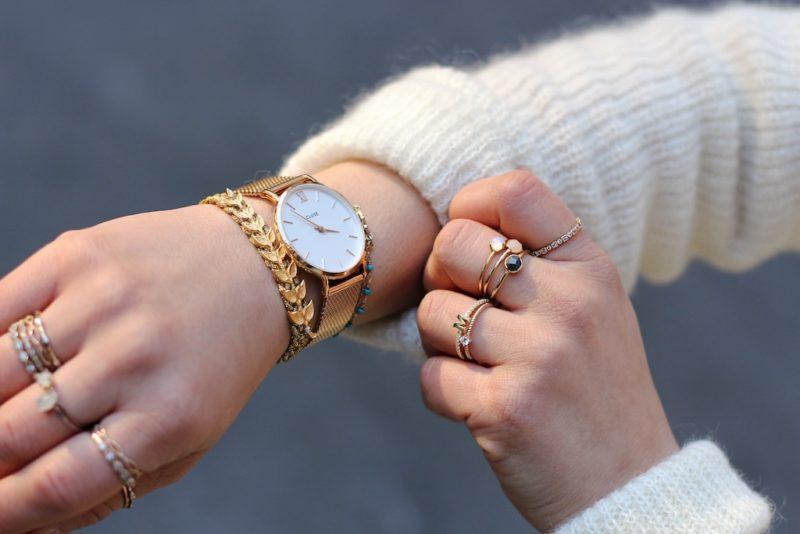 Montre Cluse Bracelet Chez Guillemette