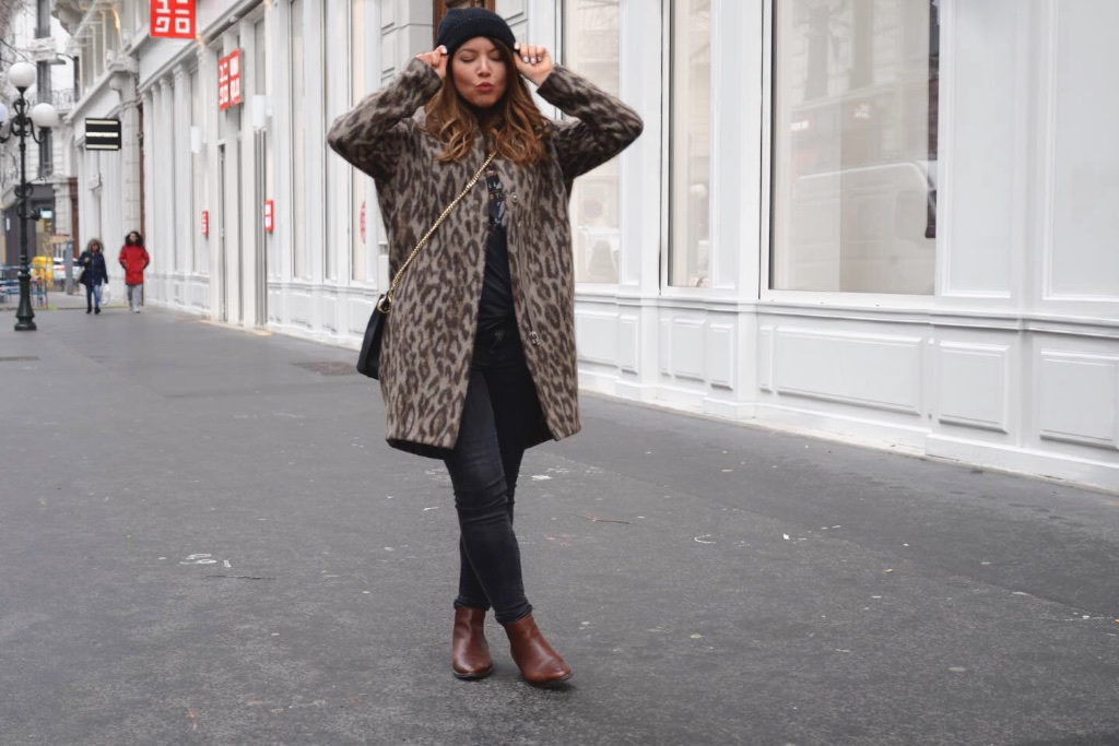 LOOK 31: JUNGLE URBAINE