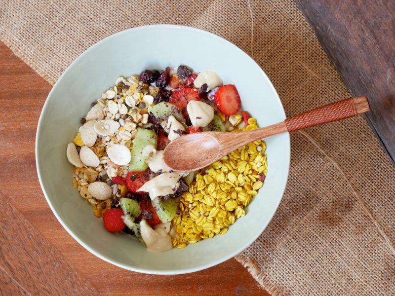 Berry Bowl au sirop de verveine