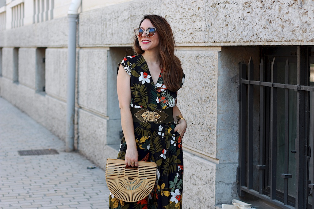 LOOK 40: FLOWER POWER (ET SELECTION SHOPPING COMBIS CANONS!)