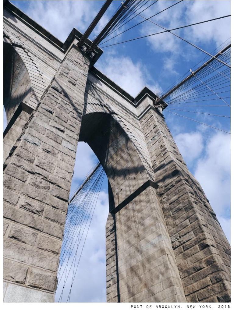 Visiter le Pont de Brooklyn New York