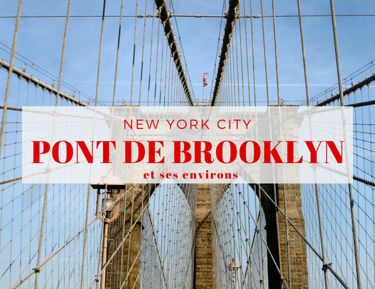 Pont de Brooklyn New York