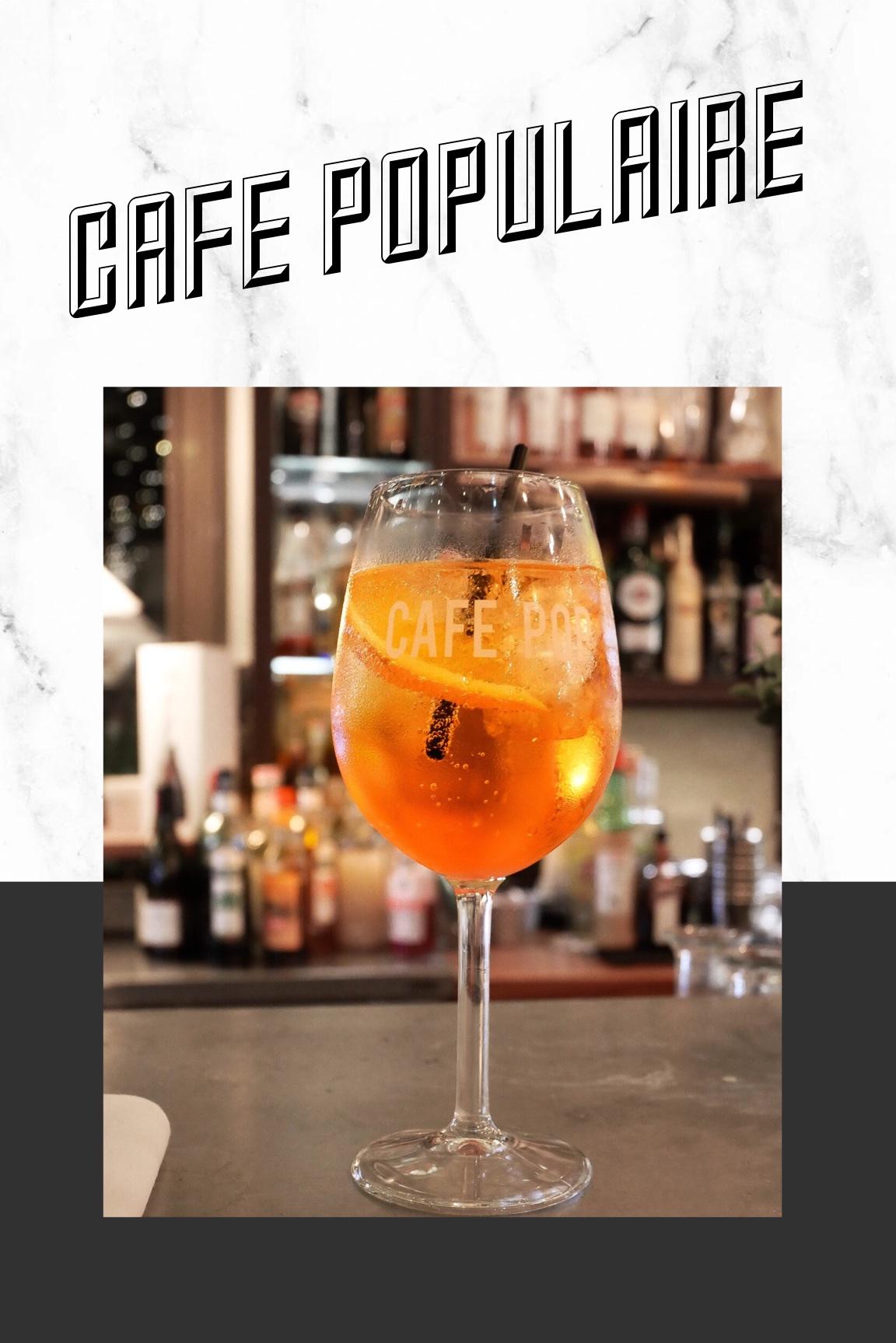 Café Populaire Marseille