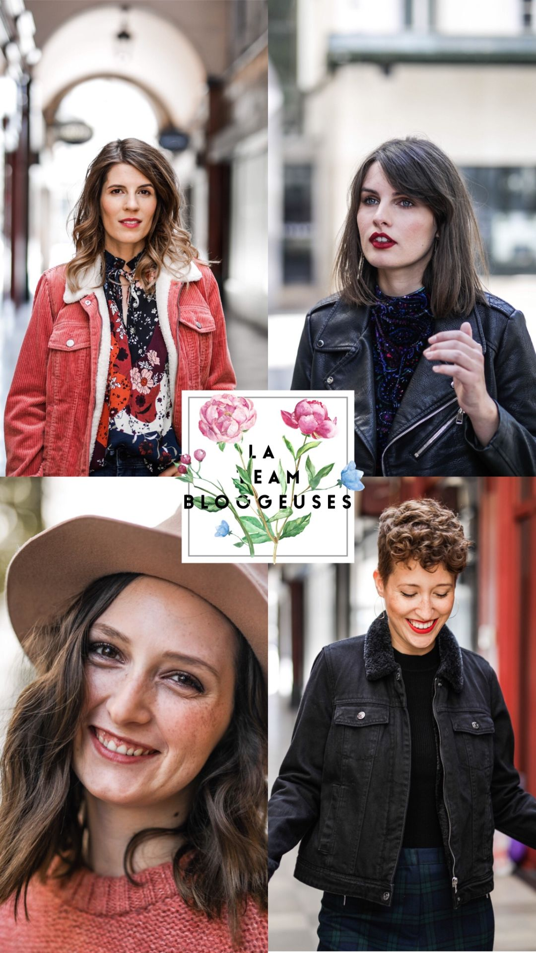 Pimkie blogueuses collection automne hiver 2018
