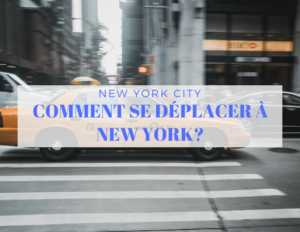 Se déplacer à New York