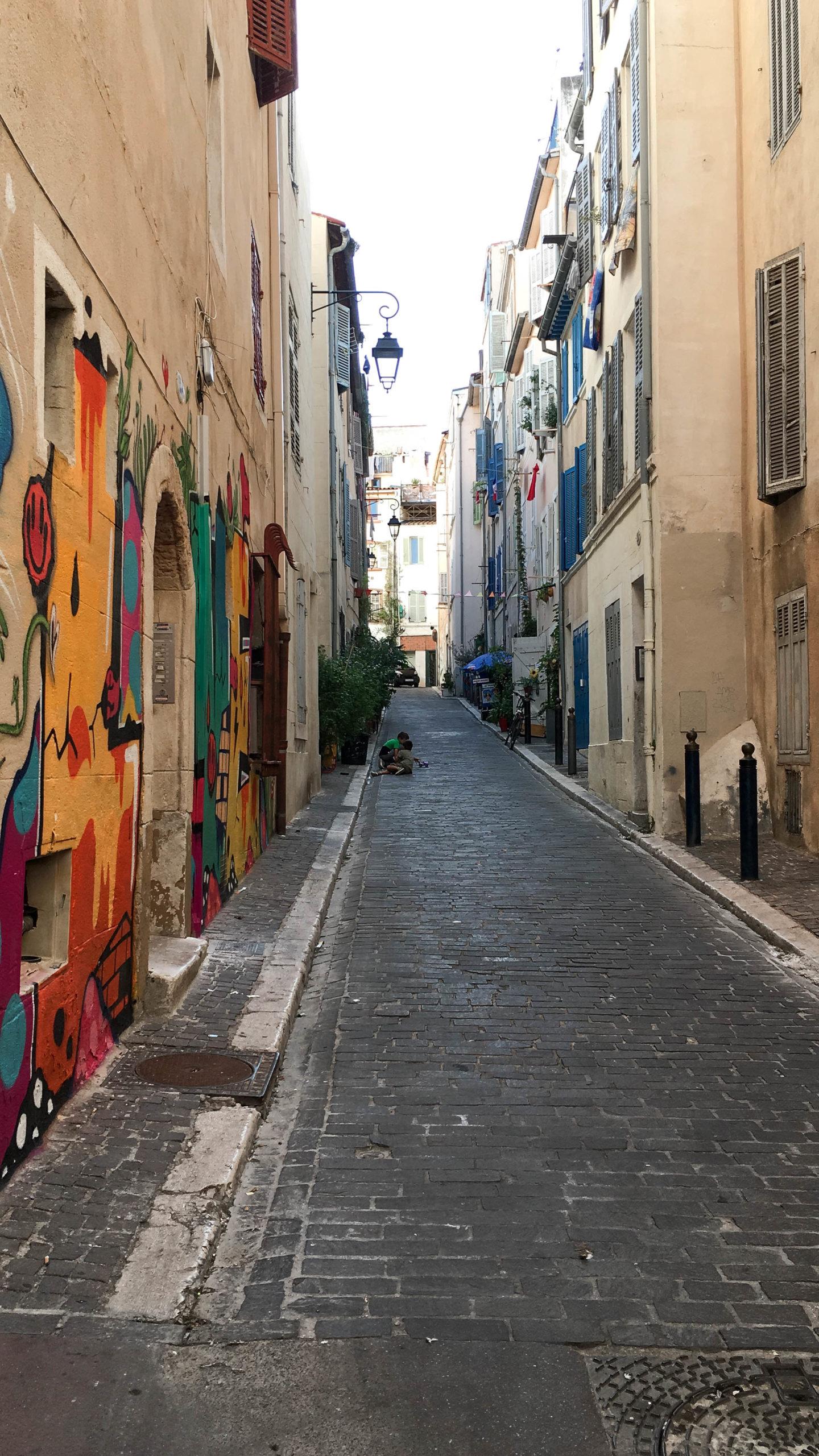 Marseille Quartier du Panier