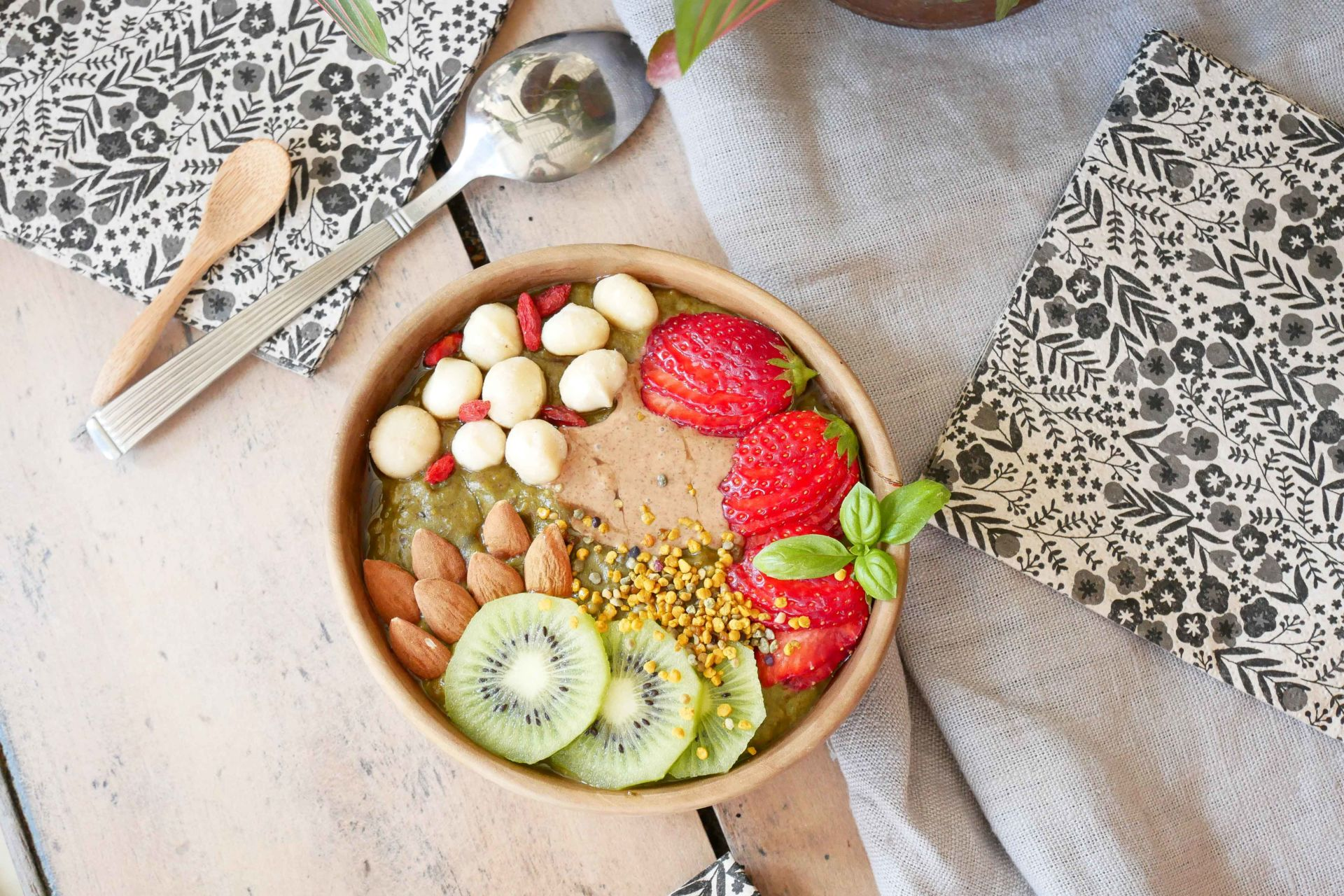 Recette de Porridge hyperprotéiné