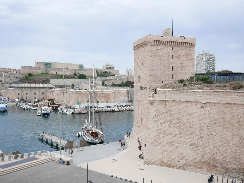Eglise Saint Laurent Marseille