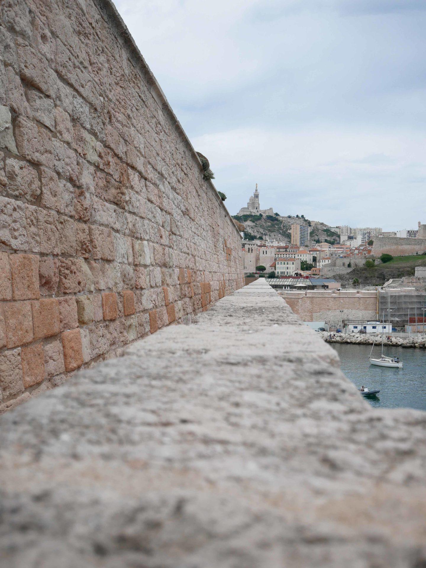 Marseille Fort Saint Jean