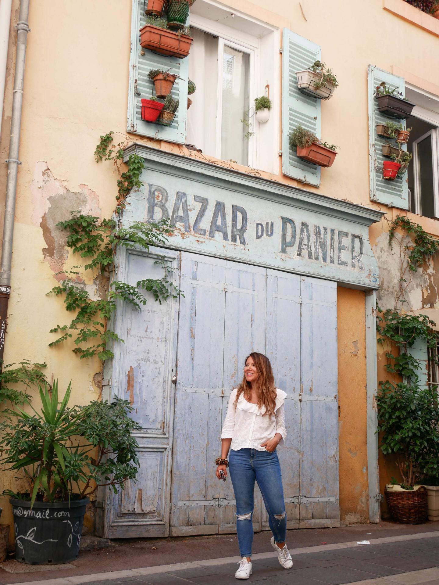 Marseille Bazar du Panier