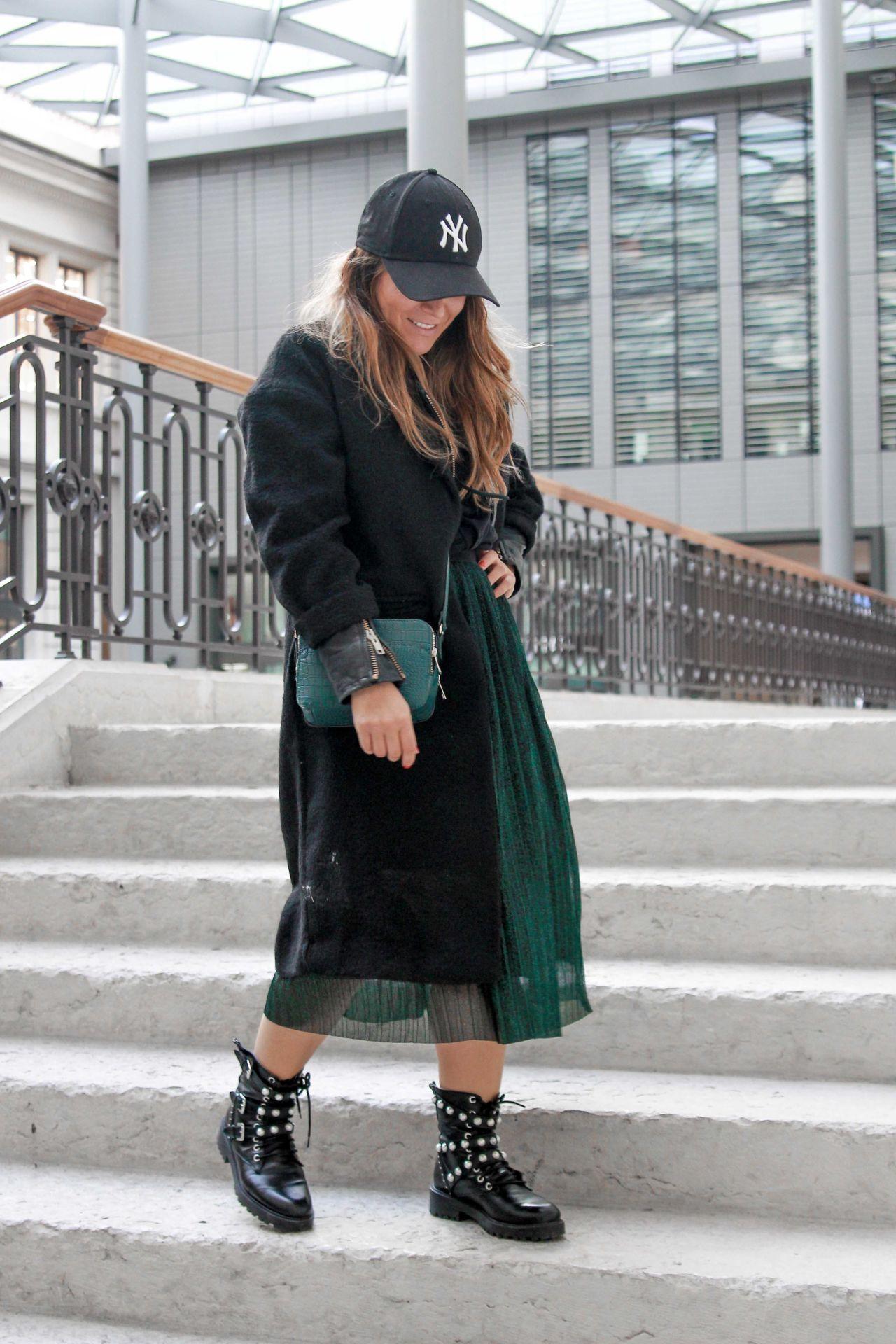Comment porter la jupe à paillettes
