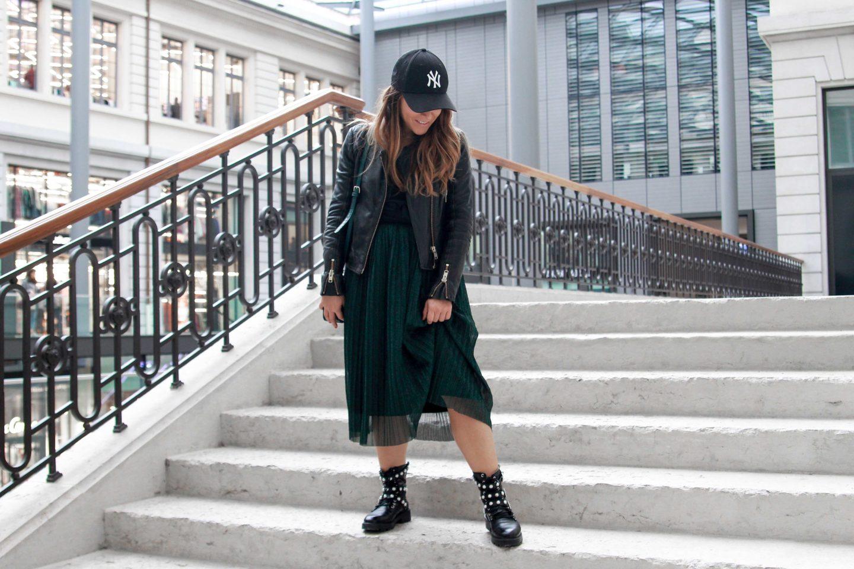 Comment porter et associer la jupe à paillettes (même au travail!)
