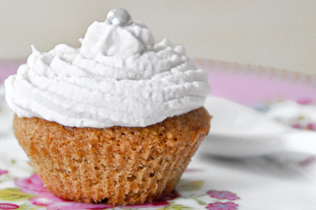 Cupcakes aux Amandes