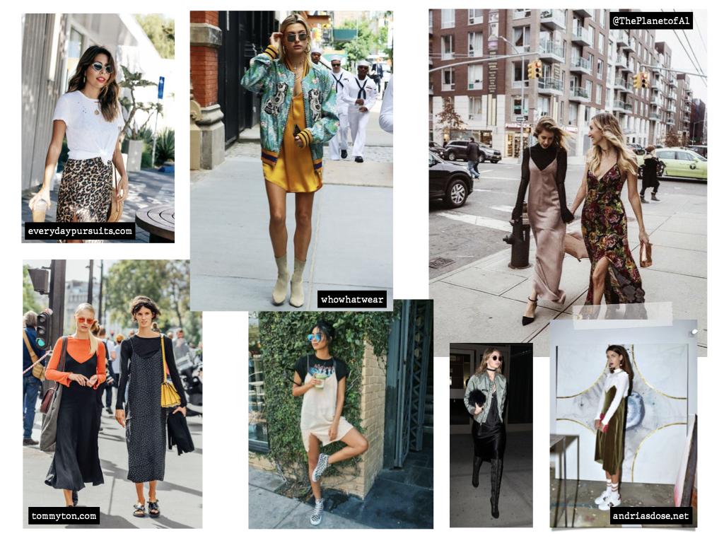 idées de tenues tendance nuisette