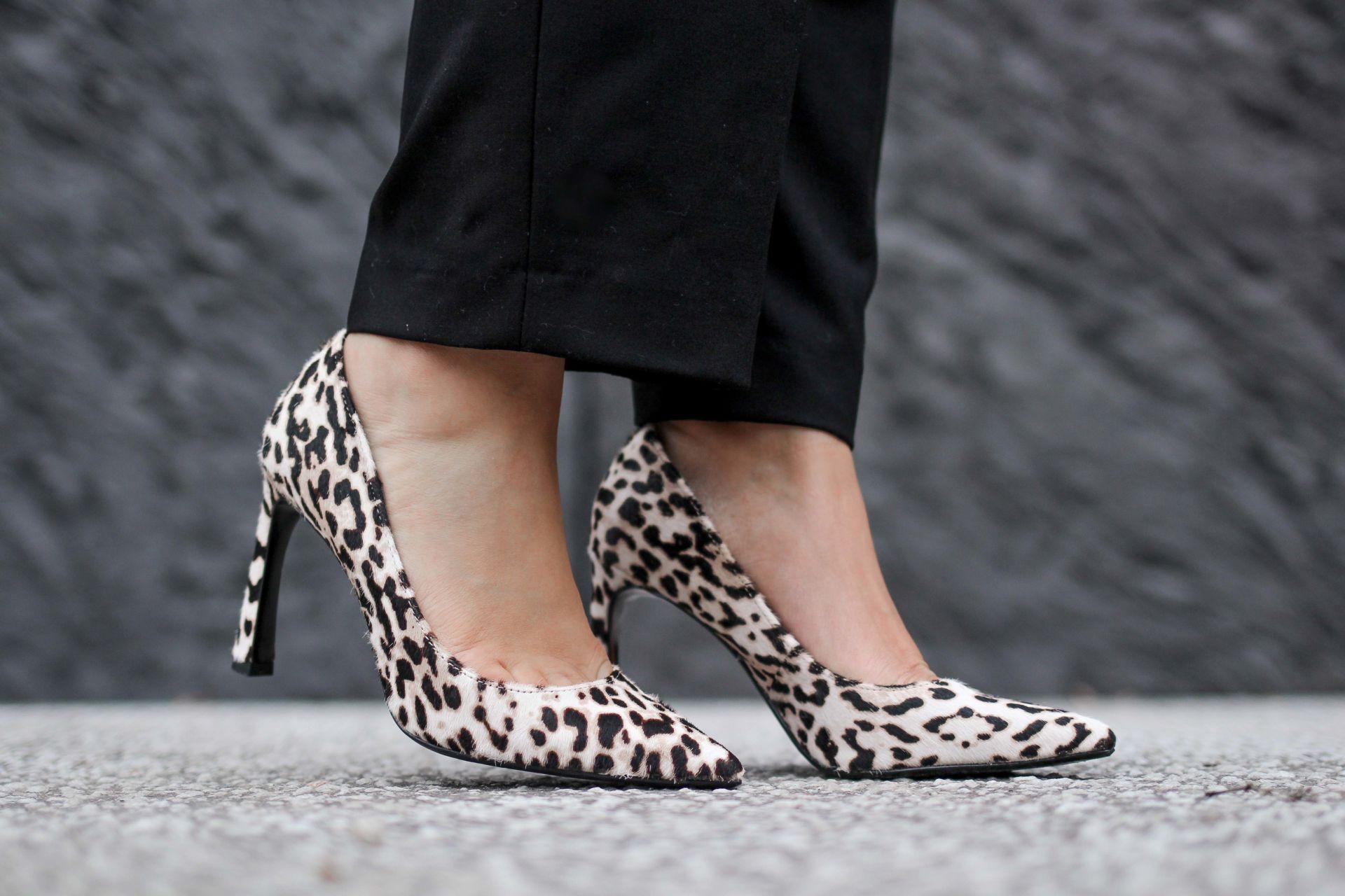 Escarpins léopards